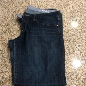 Used Gap jeans
